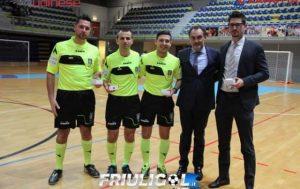 Finale Coppa Italia FVG C5 : Dean Simone designato per la finalissima!