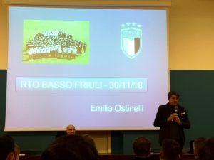 Visita Ospite Nazionale Emilio Ostinelli componente Can D