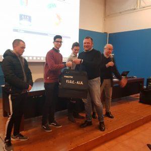 Tre nuovi arbitri per la Sezione AIA Basso Friuli