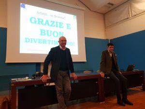 Visita Ospite Presidente CRA FVG Andrea Merlino