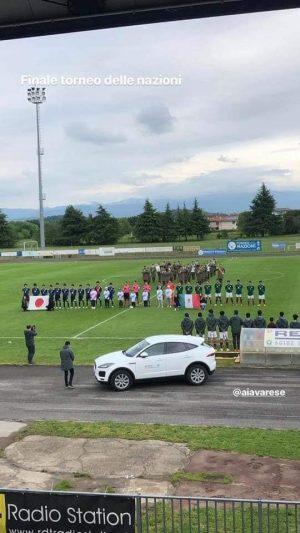 TORNEO DELLE NAZIONI 2019 – Gradisca D'Isonzo